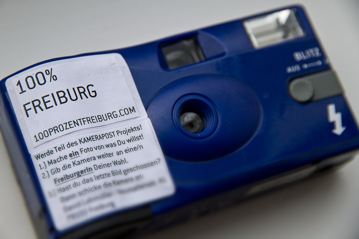 Freiburger Kamerapost