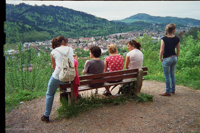 Die 1. Freiburger Kamerapost