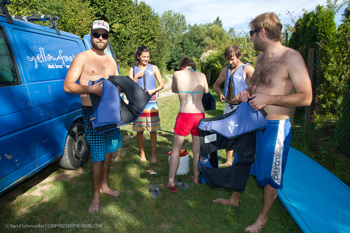 Stand-up-Paddling in Freiburg (11)