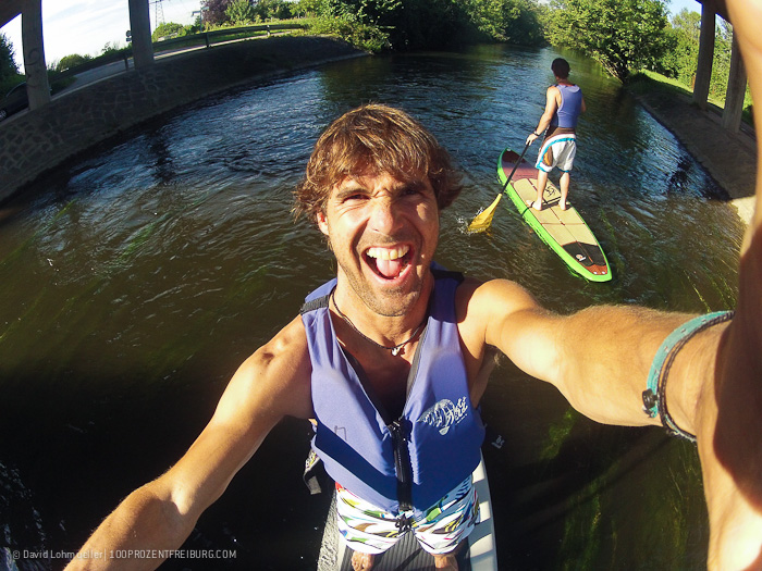 Stand-up-Paddling in Freiburg (13)
