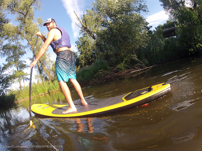 Stand-up-Paddling in Freiburg (16)