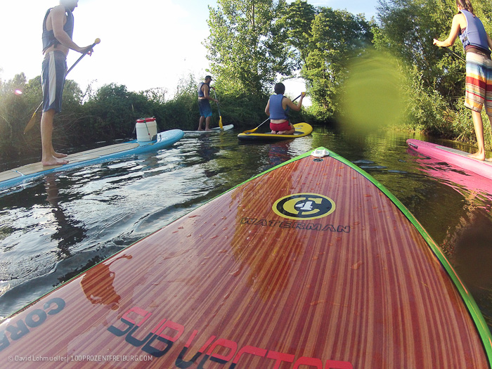 Stand-up-Paddling in Freiburg (17)