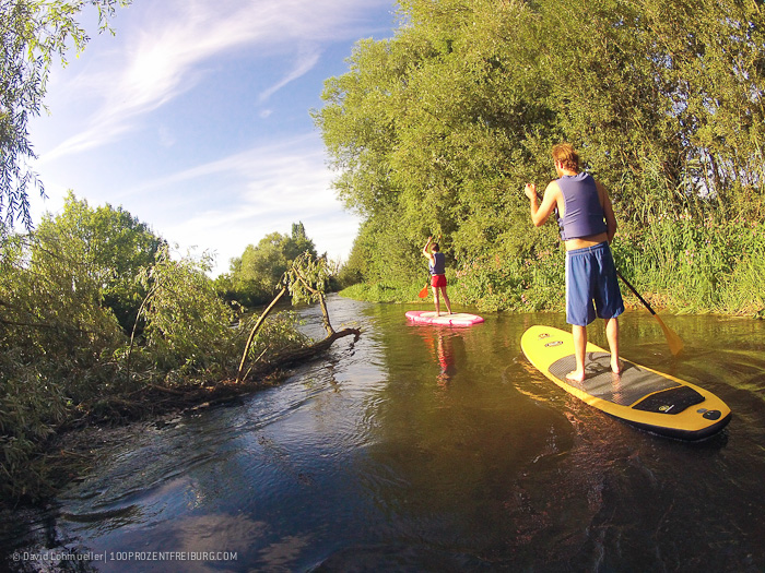 Stand-up-Paddling in Freiburg (18)