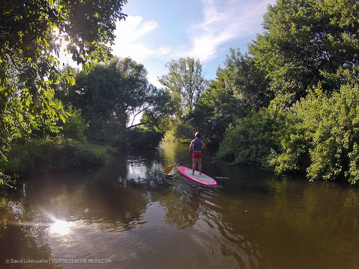 Stand-up-Paddling in Freiburg (19)