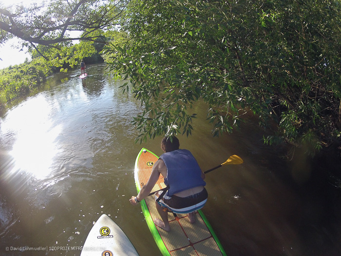 Stand-up-Paddling in Freiburg (20)