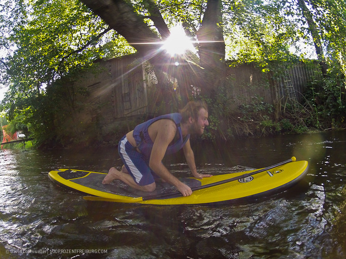 Stand-up-Paddling in Freiburg (24)
