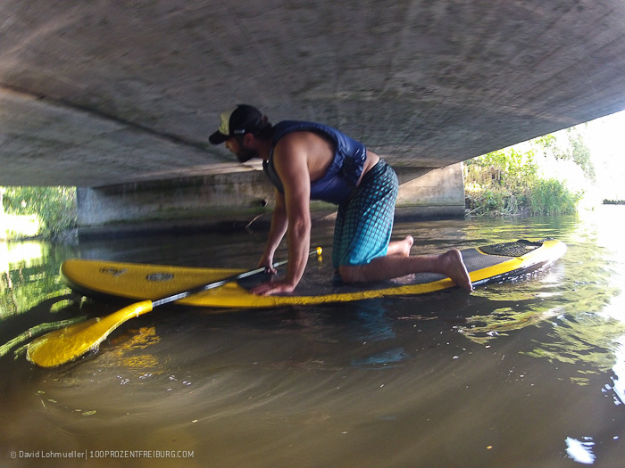 Stand-up-Paddling in Freiburg (25)