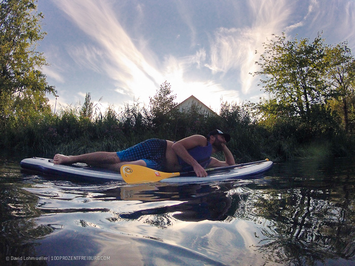 Stand-up-Paddling in Freiburg (26)
