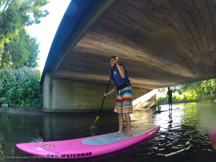 Stand-up-Paddling in Freiburg (27)