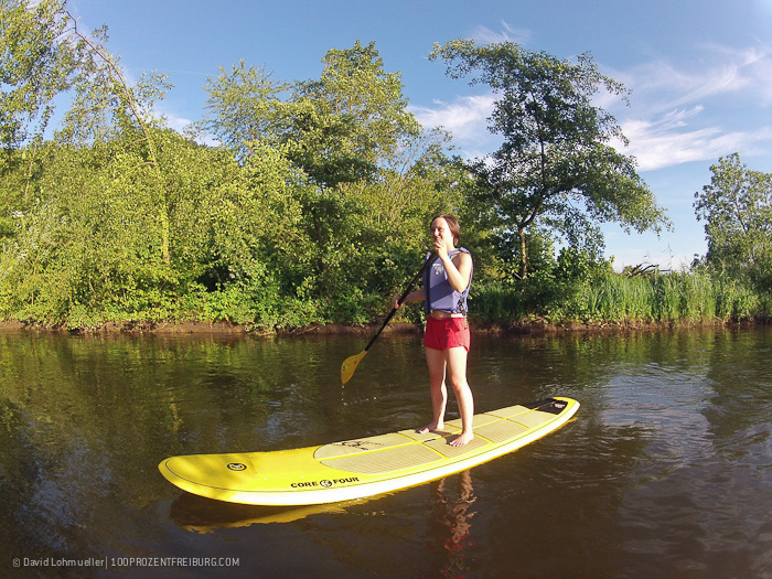 Stand-up-Paddling in Freiburg (28)