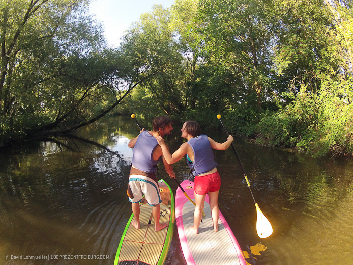 Stand-up-Paddling in Freiburg (29)