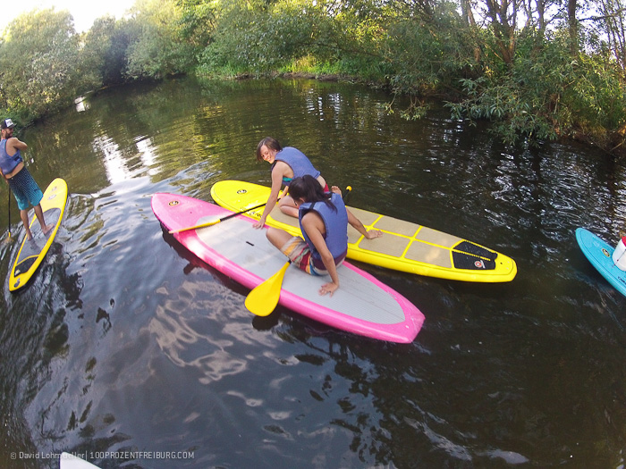 Stand-up-Paddling in Freiburg (31)