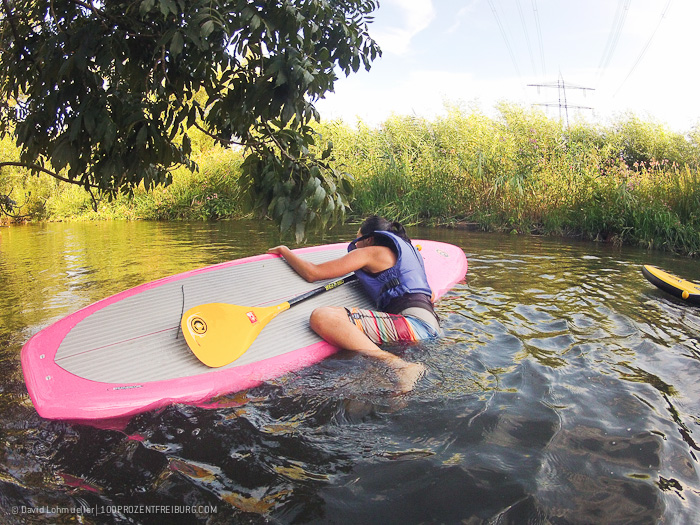 Stand-up-Paddling in Freiburg (33)