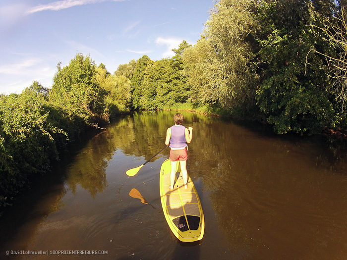 Stand-up-Paddling in Freiburg (35)