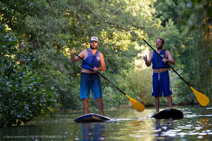 Stand-up-Paddling in Freiburg (37)