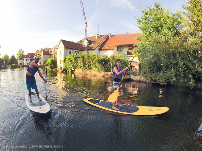Stand-up-Paddling in Freiburg (38)