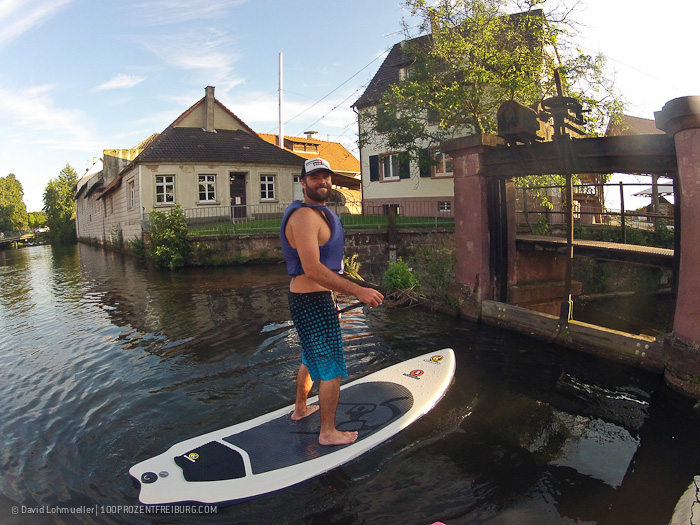 Stand-up-Paddling in Freiburg (39)