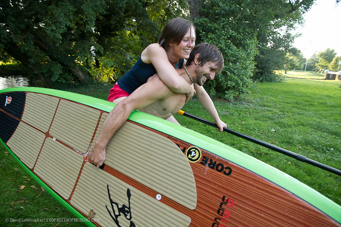 Stand-up-Paddling in Freiburg (40)