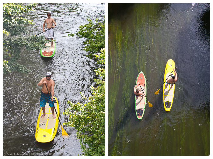 Stand-up-Paddling in Freiburg (6)