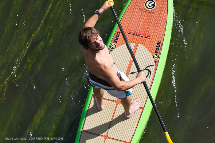 Stand-up-Paddling in Freiburg (7)