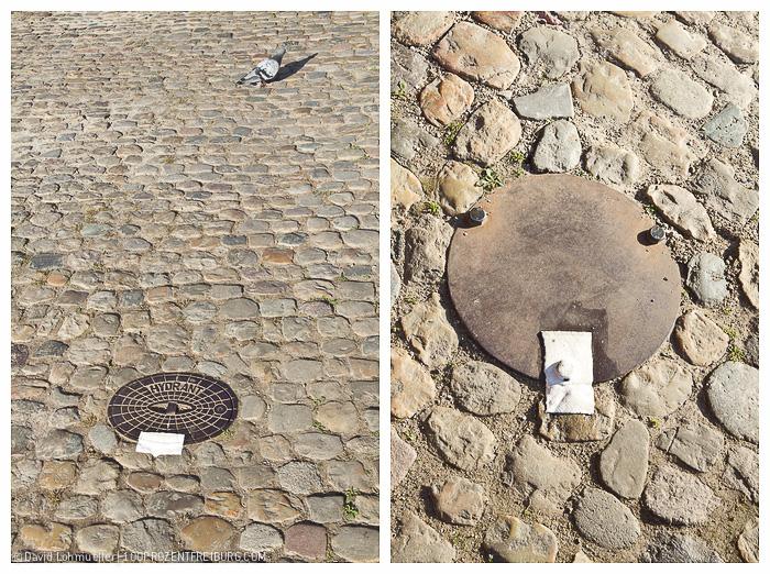 Gullydeckel Streetart in Freiburg (8)