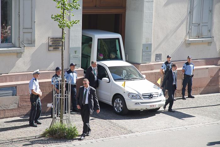 Papstbesuch in Freiburg (14)