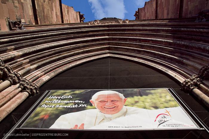 Papstbesuch in Freiburg (25)
