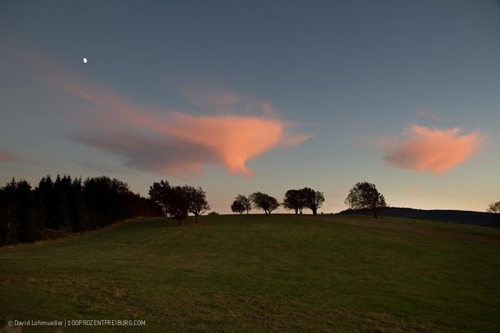 Sonnenuntergang Schauinsland (10)