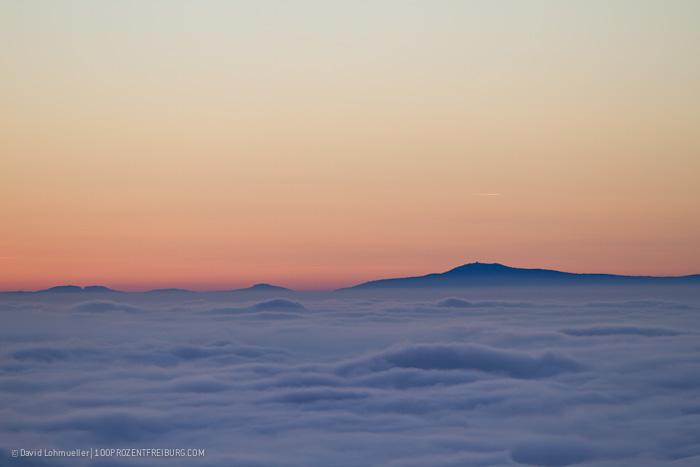 Sonnenuntergang Schauinsland (13)