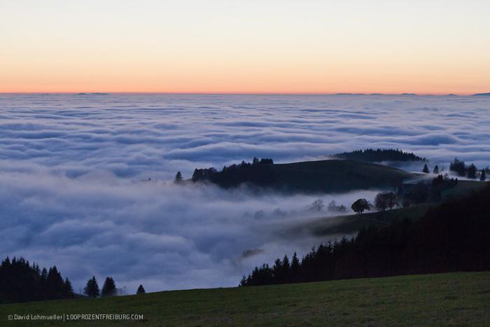 Sonnenuntergang Schauinsland (15)