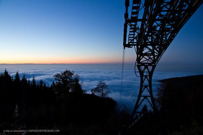 Sonnenuntergang Schauinsland (17)