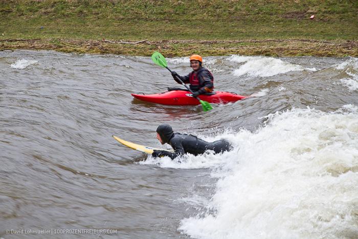 Surfen auf der Dreisam (25)