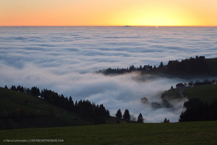 Sonnenuntergang Schauinsland (7)