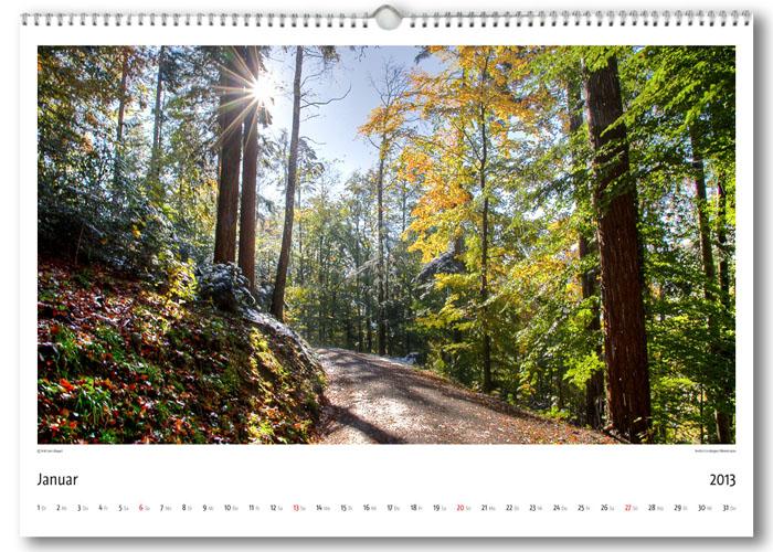 Freiburg Kalender (1)