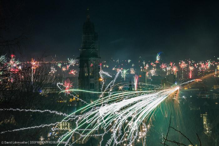 Silvester Feuerwerk Freiburg (4)