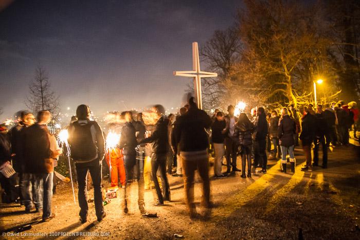 Silvester Feuerwerk Freiburg (6)