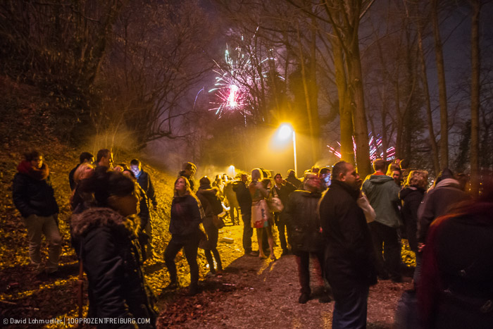 Silvester Feuerwerk Freiburg (7)