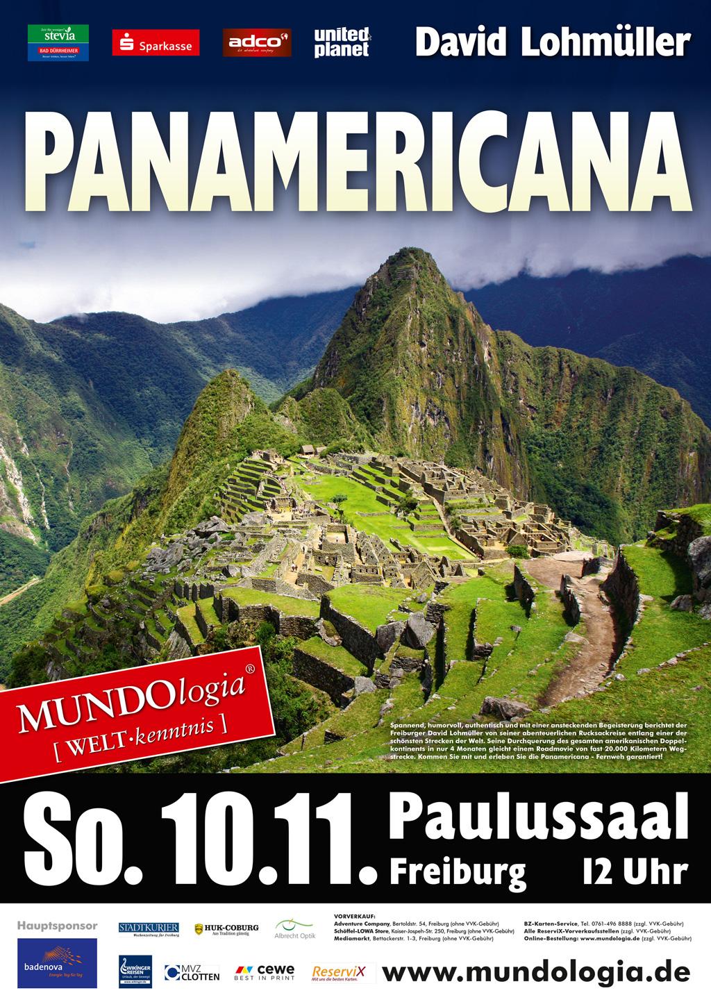 Panamericana Mundologia