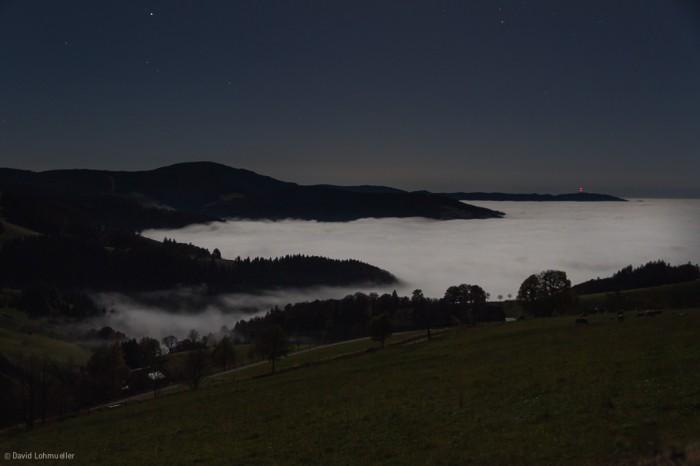 Inversionswetter Freiburg (2)