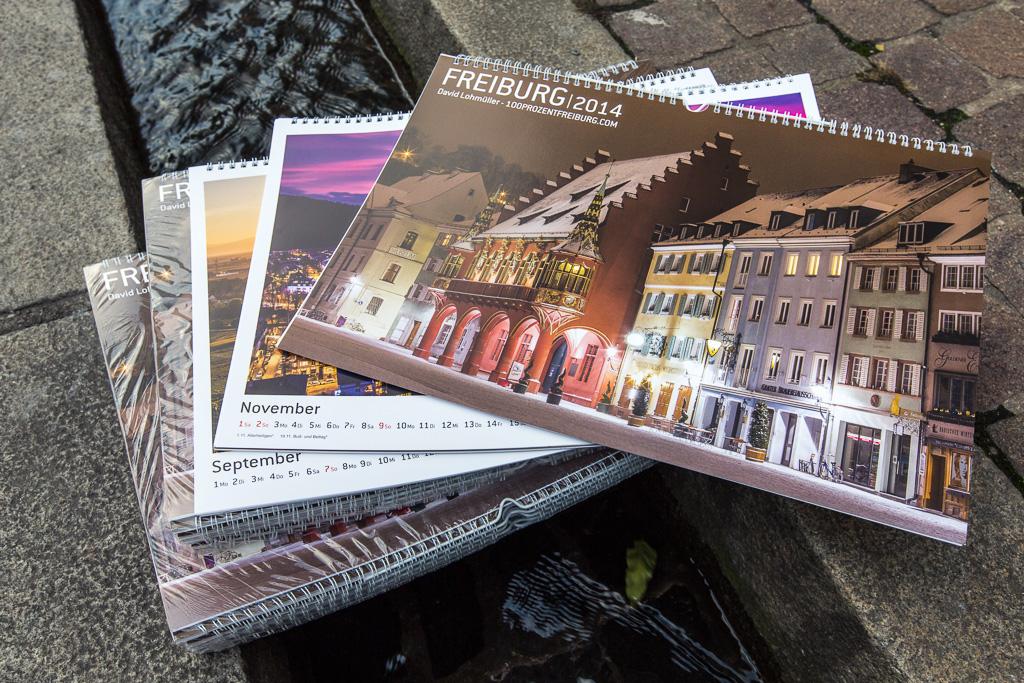 Freiburg Kalender 2014
