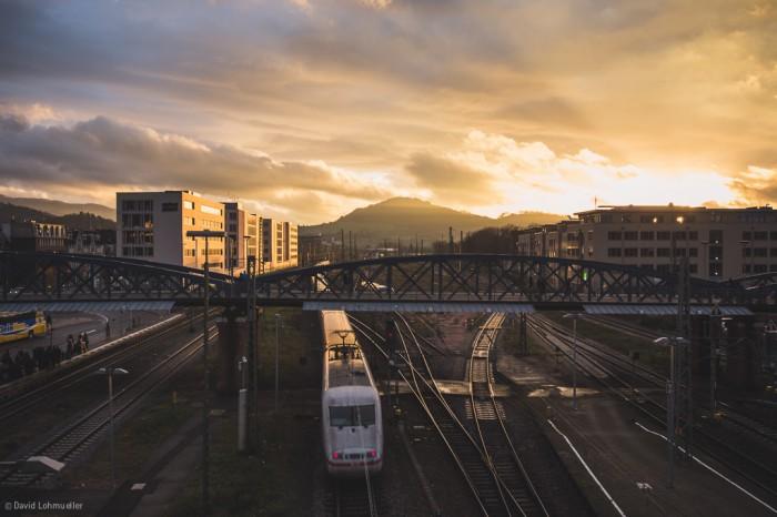 Freiburg Sonnenuntergang (3)