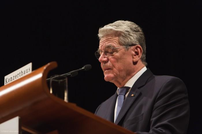 Joachim Gauck in Freiburg (22)