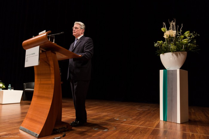 Joachim Gauck in Freiburg (27)