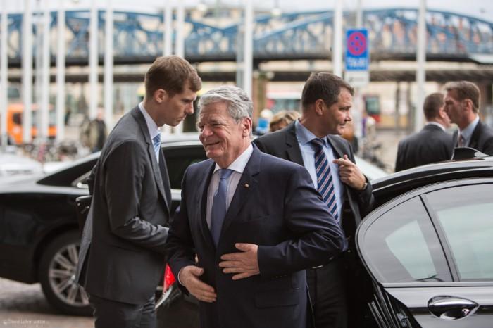 Joachim Gauck in Freiburg (5)