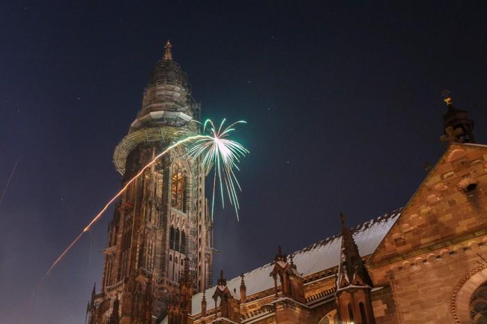 Freiburg Silvester