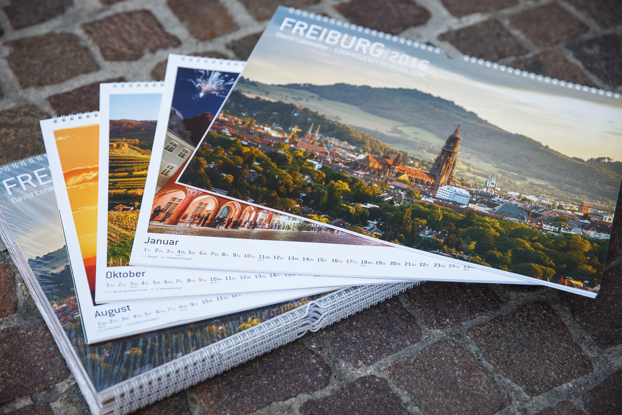 Heimat Kalender 2016