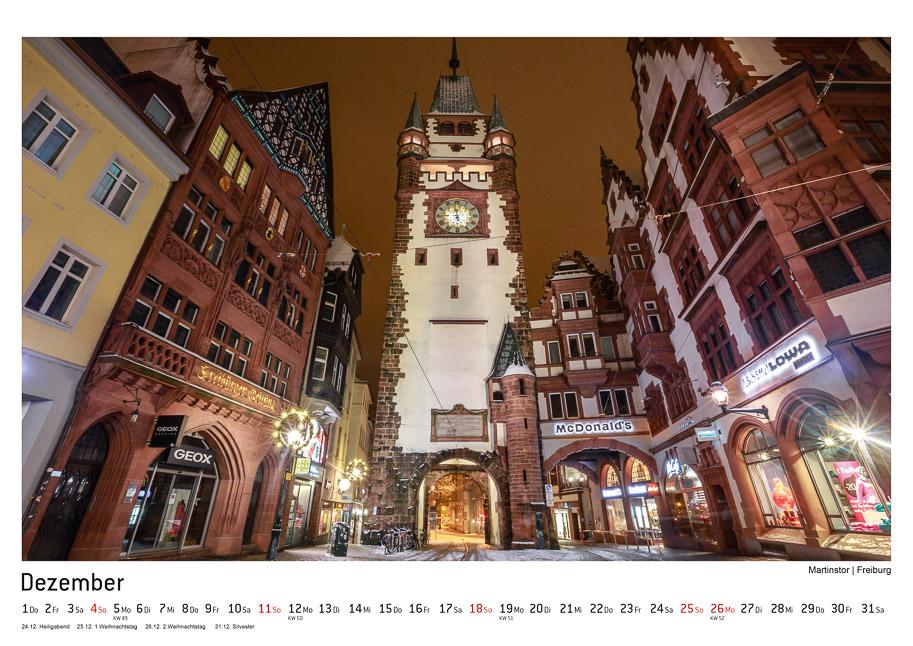 Freiburg Kalender 2016
