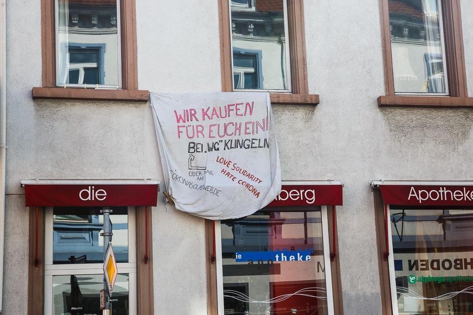 Freiburg im Corona Lockdown (38)