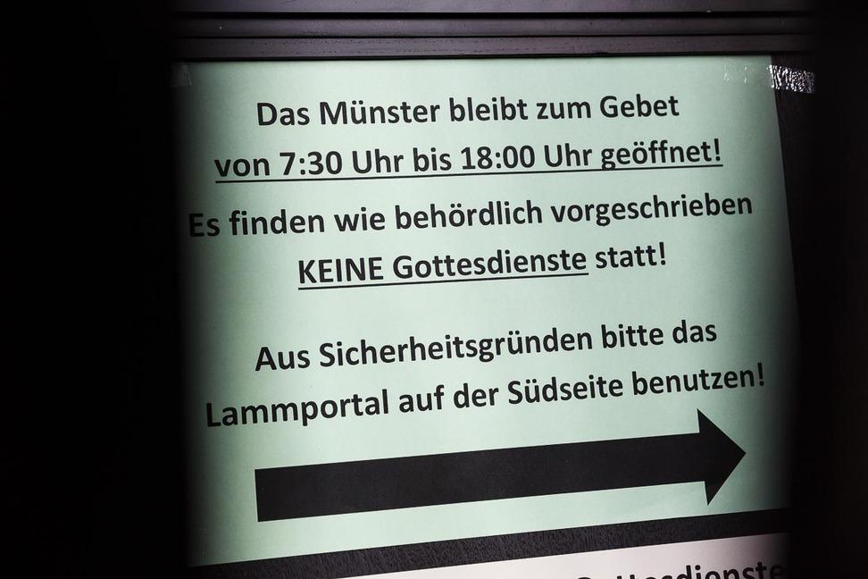 Freiburg im Corona Lockdown (25)