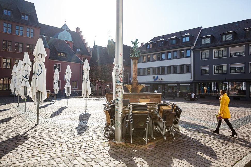 Freiburg im Corona Lockdown (21)